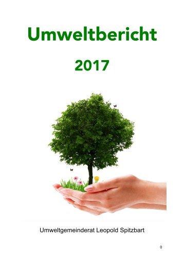 Umweltbericht 2017