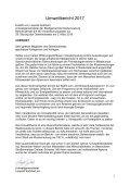 Umweltbericht 2017 - Page 2