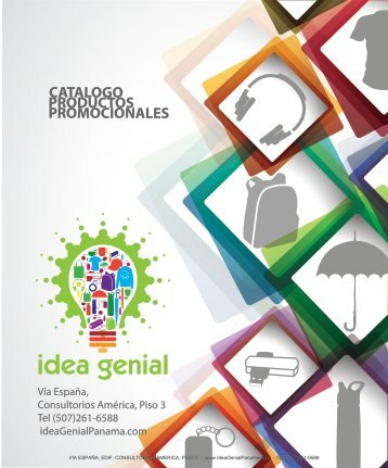 Idea Genial Catalogo MKT 2018