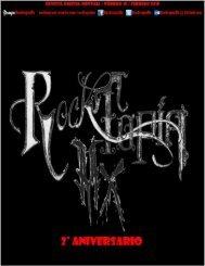 Rocktopía Mx - Número 10 - Febrero 2018