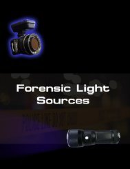 Forensic Light Sources