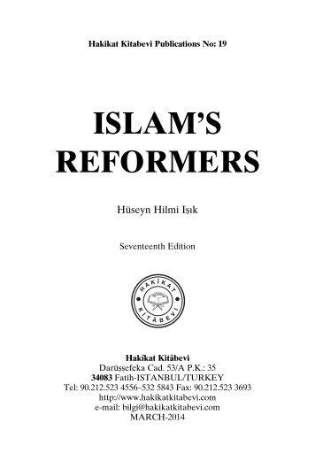 Islams Reformers
