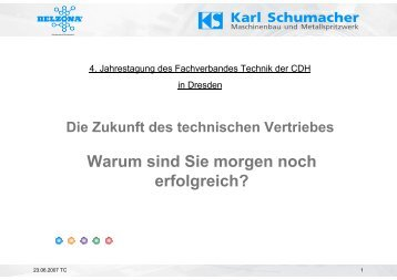 Marketingstrategie - CDH