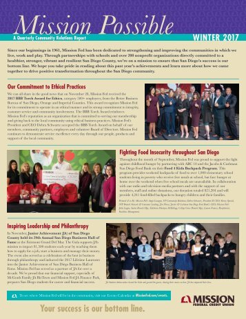 7099_MFCU Winter Newsletter 2017_Single Page