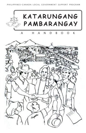 Katarungang Pambarangay Handbook_0