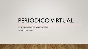 Periódico virtual Casos Contables