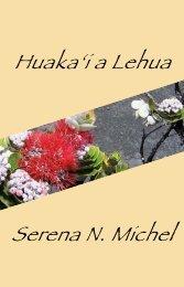 SERENA N MICHEL | Huakaʻi a Lehua
