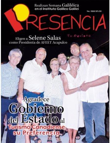 Revista Presencia Acapulco 1088