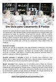 REVISTA DIGITAL FESTAS & CASAMENTOS  MARÇO_2018 - Page 2