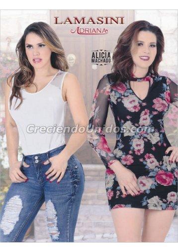#629 Catálogo Adriana Jeans Ropa para mujer a precio de mayoreo