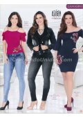 #629 Catálogo Adriana Jeans Ropa para mujer a precio de mayoreo - Page 3