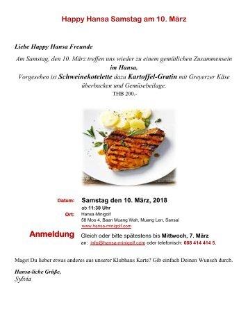 2018-3-10 Einladung-Koteletten und Gratin