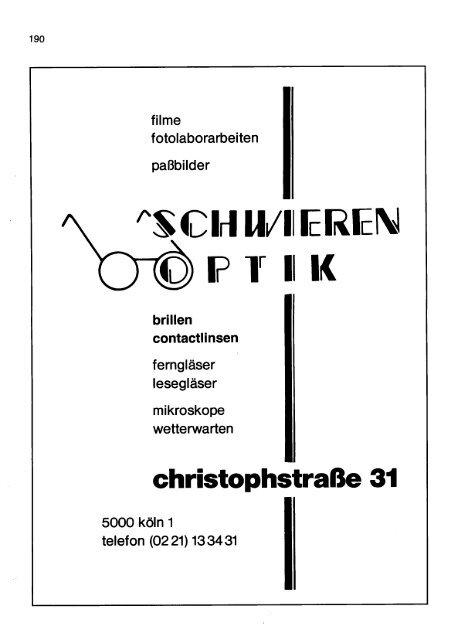 Der Burgbote 1982 (Jahrgang 62)
