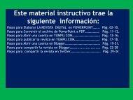 Instrucciones para la REVISTA DIGITAL Pedagogía General UNESR marzo 2018
