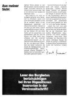Der Burgbote 1988 (Jahrgang 68) - Seite 5