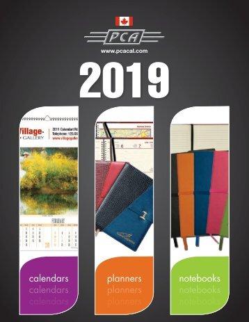 PCA Calendar