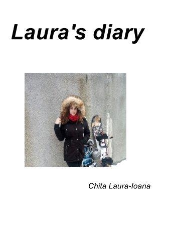 My Diary by Chita Laura