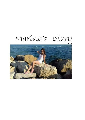 Marina's Journal