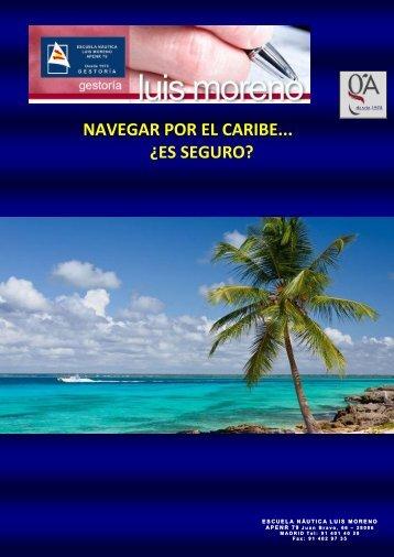 NAVEGAR POR EL CARIBE... ES SEGURO - Fondear.org