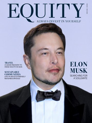 Equity Magazine March 2018