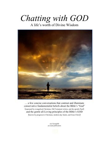 Chatting with GOD