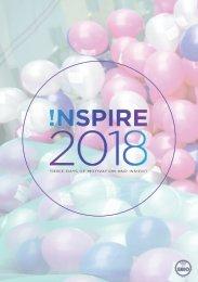 Inspire 2018 Magazine