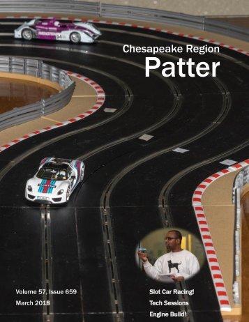 PCA Chesapeake Region Patter - March 2018
