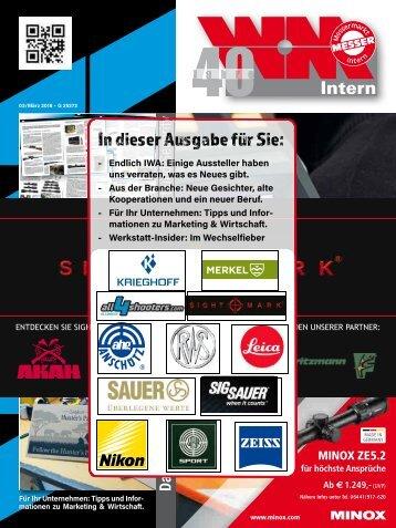 Waffenmarkt-Intern 03/2018