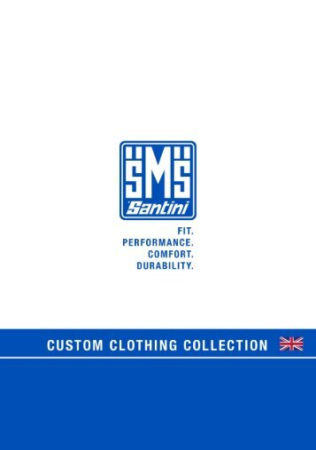 SANTINI SMS AUSTRALIA - Custom Clothing '18