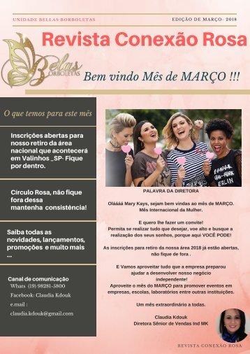 Jornal conexão rosa -MArço