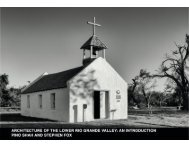 Architecture of the Lower Rio Grande Valley: An Introduction