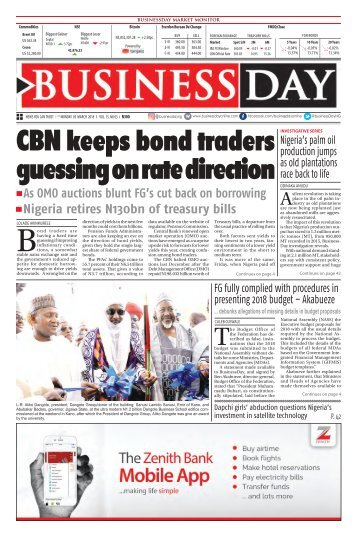 BusinessDay 05 Mar 2018