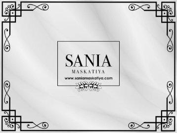 New Arrivals Women Clothing from Sania Maskatiya