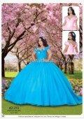 #628 Mis XV Primaveras Quince años vestidos para fiesta y accesorios al por mayor - Page 2