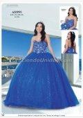 #628 Mis XV Primaveras Quince años vestidos para fiesta y accesorios al por mayor - Page 4