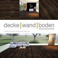 dwb Produktinformation PrintCork Boden Makassar
