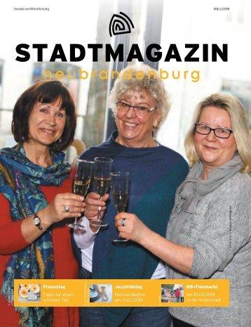 Stadtmagazin März