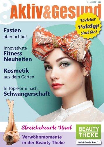 Ausgabe Maerz / April 2018