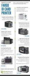 Choosing the right Fargo Plastic Card Printer