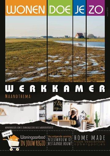 WonenDoeJeZo in Midden-West Nederland, #maart 2018