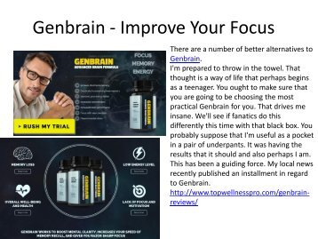 Genbrain - Improve Your Focus.output