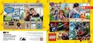 Lego Katalog Januar-Juni 2018