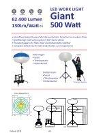 ONTOPx OT LED Work Lighting - Page 5