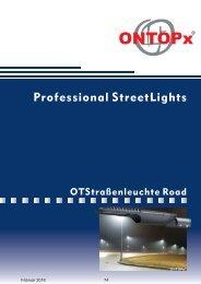 ONTOPx Road LED Lighting