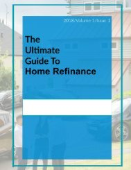 The Ultimate Guide To Refinancing a Home