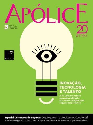 Revista Apólice #204