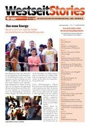 WestseitStories - Stadtteilzeitung für den Rosenheimer Westen