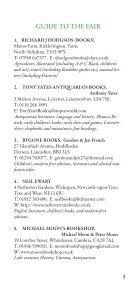 Harrogate Premier Book Fair Catalogue 2018 - Page 6