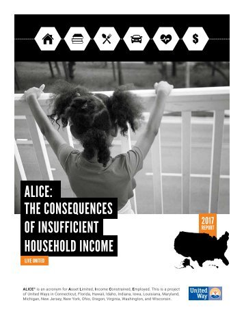 The Consequences of Insufficient Household Income