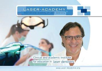 International Academy for Laser Dentistry Dr Wittschier